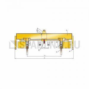 Load turning device ROTOMAX RVE - миниатюра фото 1