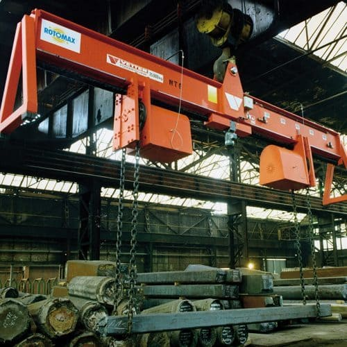 Load turning device ROTOMAX RVM - picture 7