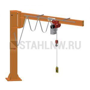 Pillar jib crane HADEF 360/01 E
