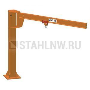 Pillar jib crane HADEF 360/01 H