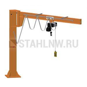 Pillar jib crane HADEF 660/05