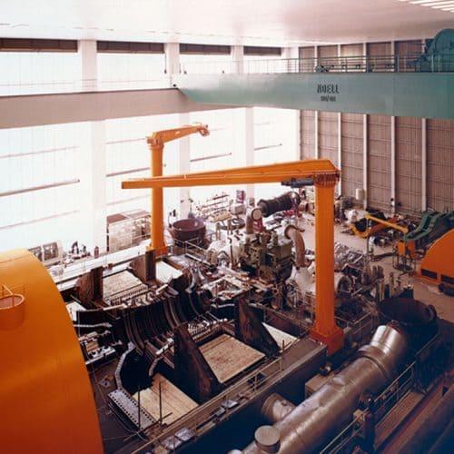 Column-mounted slewing jib crane VETTER BOSS B - picture 3