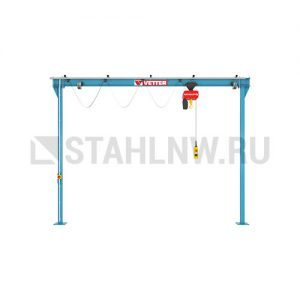 Monorail gantry crane VETTER P100 - миниатюра фото 1