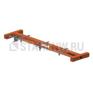 Single-girder overhead traveling crane HADEF EHH