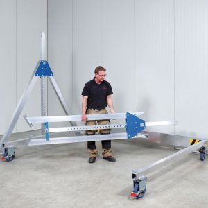Movable gantry crane made of aluminium VETTER ALU1 - миниатюра фото 3