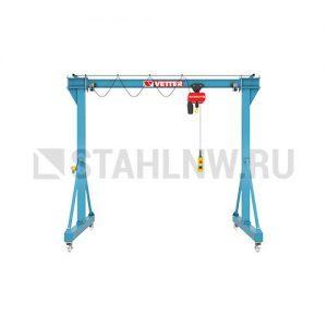 Movable gantry crane VETTER PA