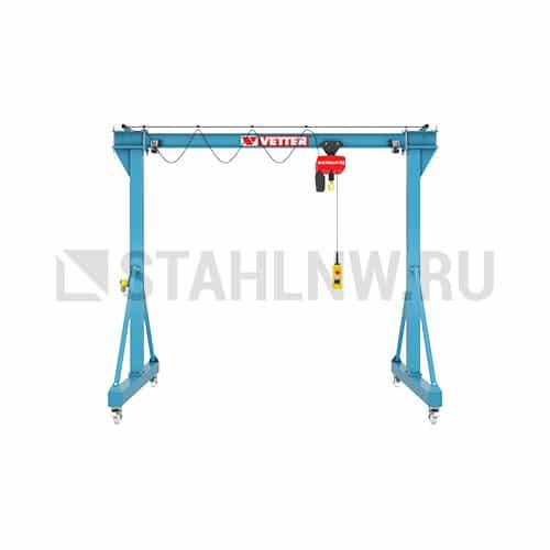 Movable gantry crane VETTER PA - picture 1