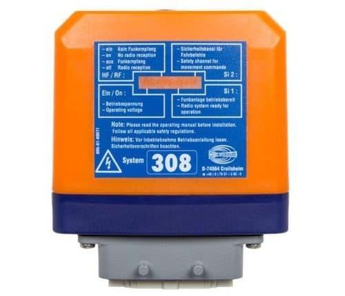 Radio remote control receiver HBC-radiomatic FSE 308 - picture 2