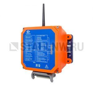 Radio remote control receiver HBC-radiomatic FSE 512