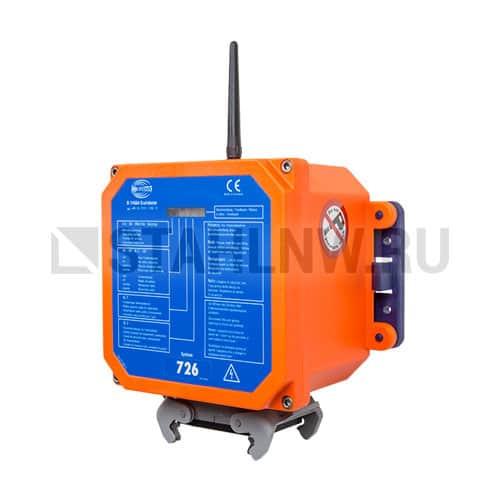 Radio remote control receiver HBC-radiomatic FSE 726 radiobus® - picture 1