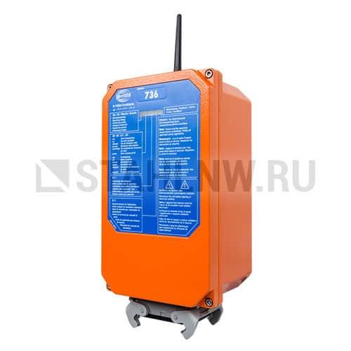 Radio remote control receiver HBC-radiomatic FSE 736 radiobus® - picture 1