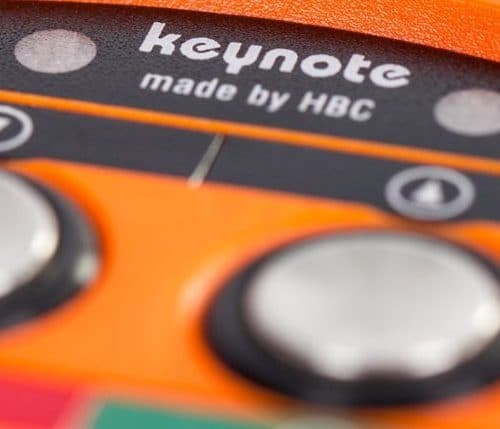 Radio remote control transmitter HBC-radiomatic keynote - picture 2