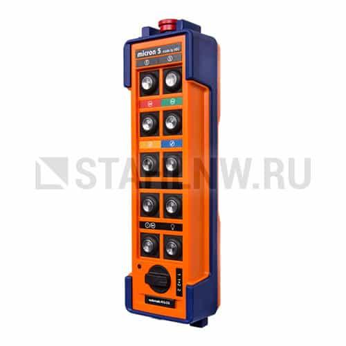 Radio remote control transmitter HBC-radiomatic micron 5 - picture 1