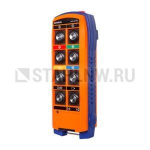 Radio remote control transmitter HBC-radiomatic quadrix
