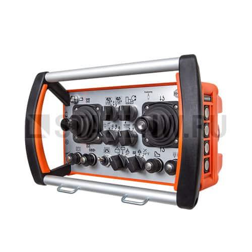 Radio remote control transmitter HBC-radiomatic spectrum 2 - picture 1