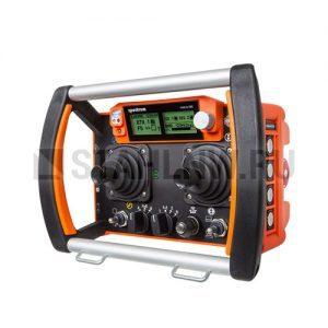 Radio remote control transmitter HBC-radiomatic spectrum A
