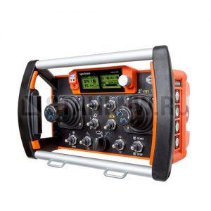 Radio remote control transmitter HBC-radiomatic spectrum B