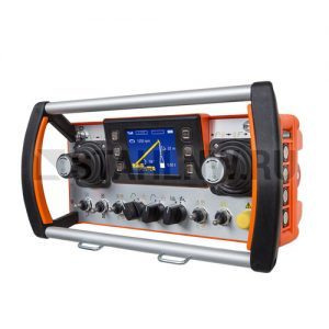 Radio remote control transmitter HBC-radiomatic spectrum D - миниатюра фото 1
