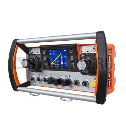Radio remote control transmitter HBC-radiomatic spectrum D - picture 1