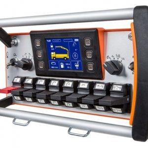 Radio remote control transmitter HBC-radiomatic spectrum D - миниатюра фото 3