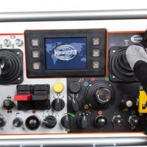 Radio remote control transmitter HBC-radiomatic spectrum E