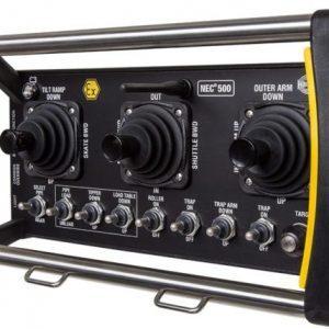 Radio remote control transmitter HBC-radiomatic spectrum Ex