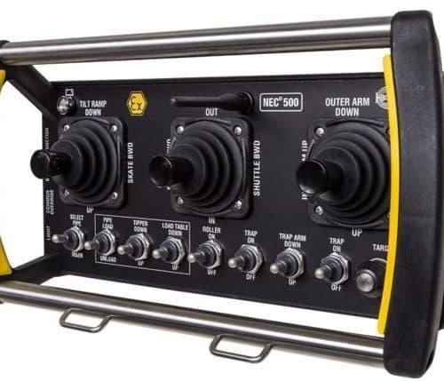 Radio remote control transmitter HBC-radiomatic spectrum Ex - picture 2