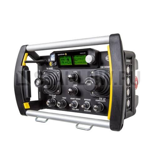 Radio remote control transmitter HBC-radiomatic spectrum Ex - picture 1