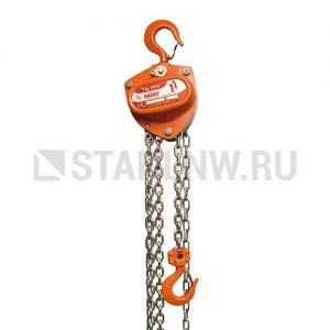 Manual chain hoist HADEF 14/12