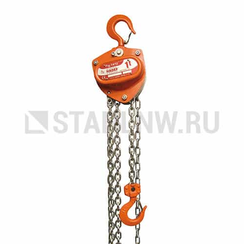 Manual chain hoist HADEF 14/12 - picture 1
