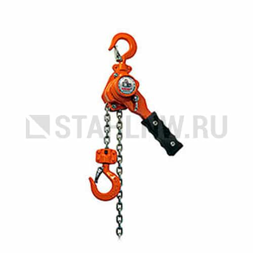 Ratchet lever hoist HADEF 25/13 - picture 1