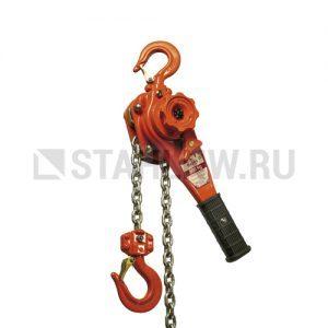Ratchet lever hoist HADEF 53/07(A)