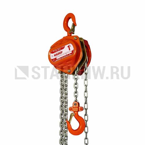 Manual chain hoist HADEF 9/12 - picture 1