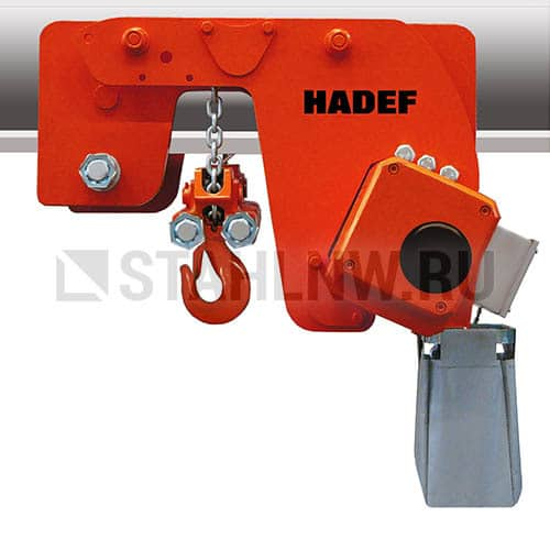 Electric chain hoist HADEF 29/06 EE - picture 1