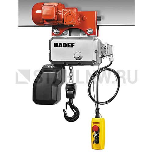 Electric chain hoist HADEF 62/05 E - picture 1