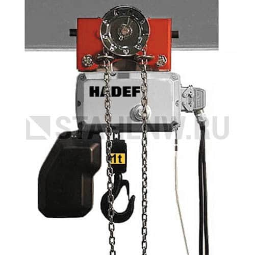 Electric chain hoist HADEF 62/05 H - picture 1