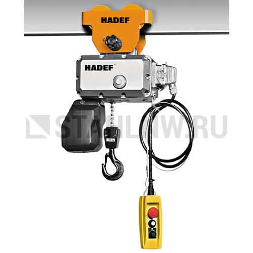 Electric chain hoist HADEF 62/05 R - picture 1