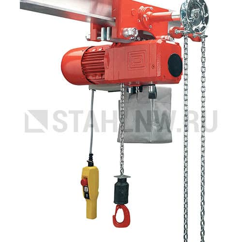 Electric chain hoist HADEF 66/04 AKH - picture 1
