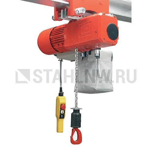 Electric chain hoist HADEF 66/04 AKR - picture 1