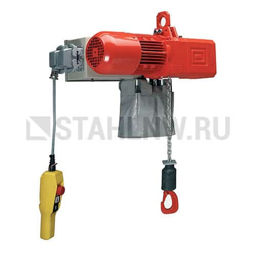 Electric chain hoist HADEF 66/04 AKS - picture 1