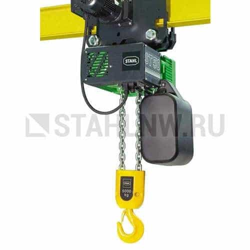 Hoists chain electric STAHL ST 6032 - picture 1