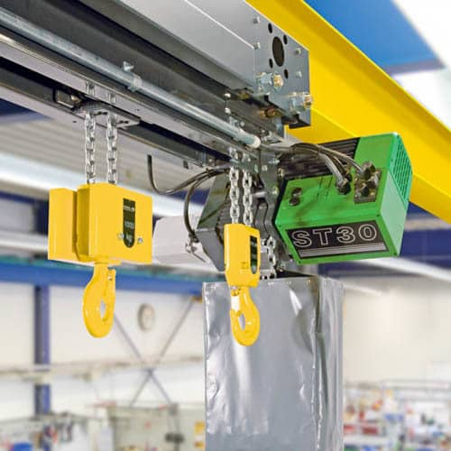 Hoists chain electric STAHL STD dual - picture 1
