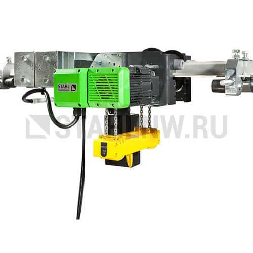 Hoists chain electric STAHL STK extra short - picture 1