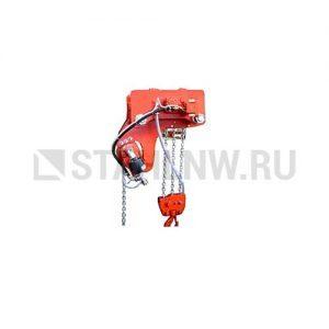 Pneumatic chain hoist HADEF 28/06 APP