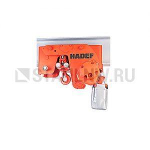 Pneumatic chain hoist HADEF 29/06 APP