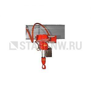 Pneumatic chain hoist HADEF 70/06 APP
