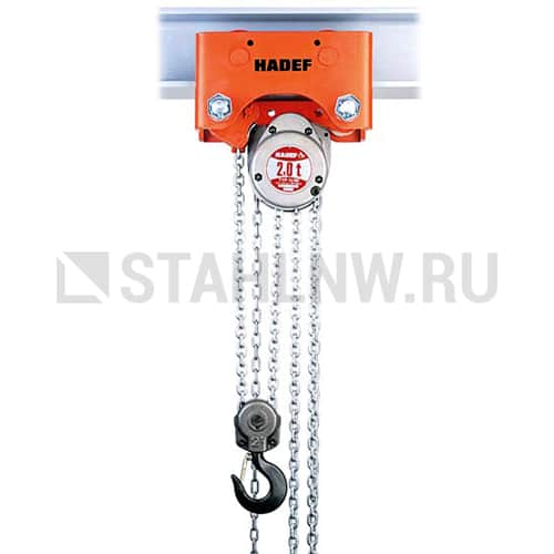 Hand chain hoist HADEF 23/09 HR - picture 1