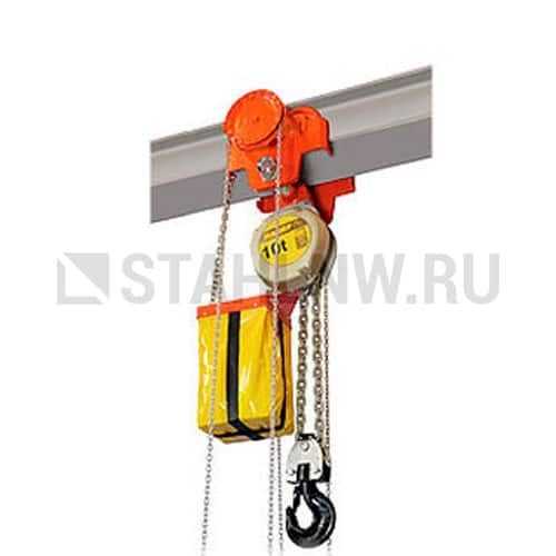 Manual chain hoist HADEF 26/12 HH - picture 1