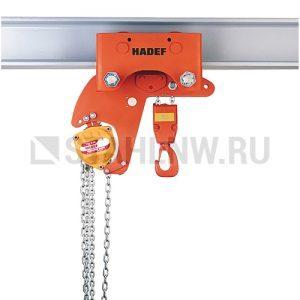Manual chain hoist HADEF 28/12 HR+HH
