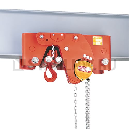Manual chain hoist HADEF 29/12 HH - picture 1